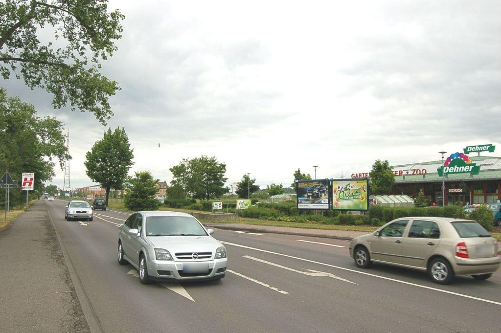 Leipziger Chaussee (B 6)/Messestr