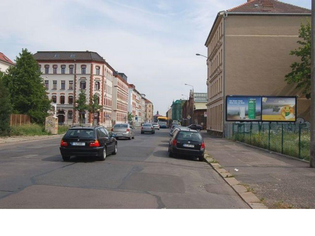 Gießerstr  31/Markranstädter Str