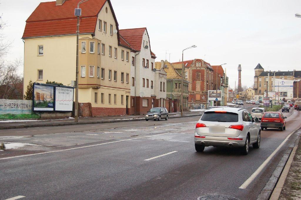 Merseburger Str 460 li (B 91)/Am Mühlholz 7