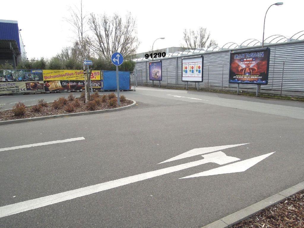 Großmoorbogen 1 Metro Einf.