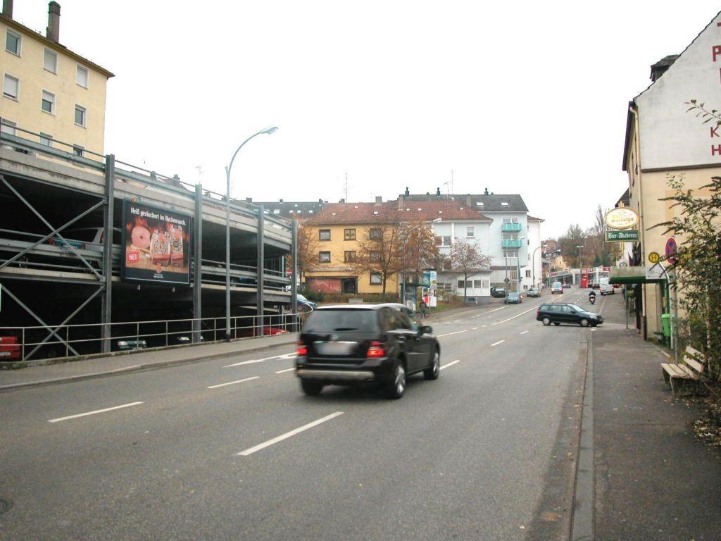 Schäferstr/Pfarrgasse 1-3 re Parkhaus