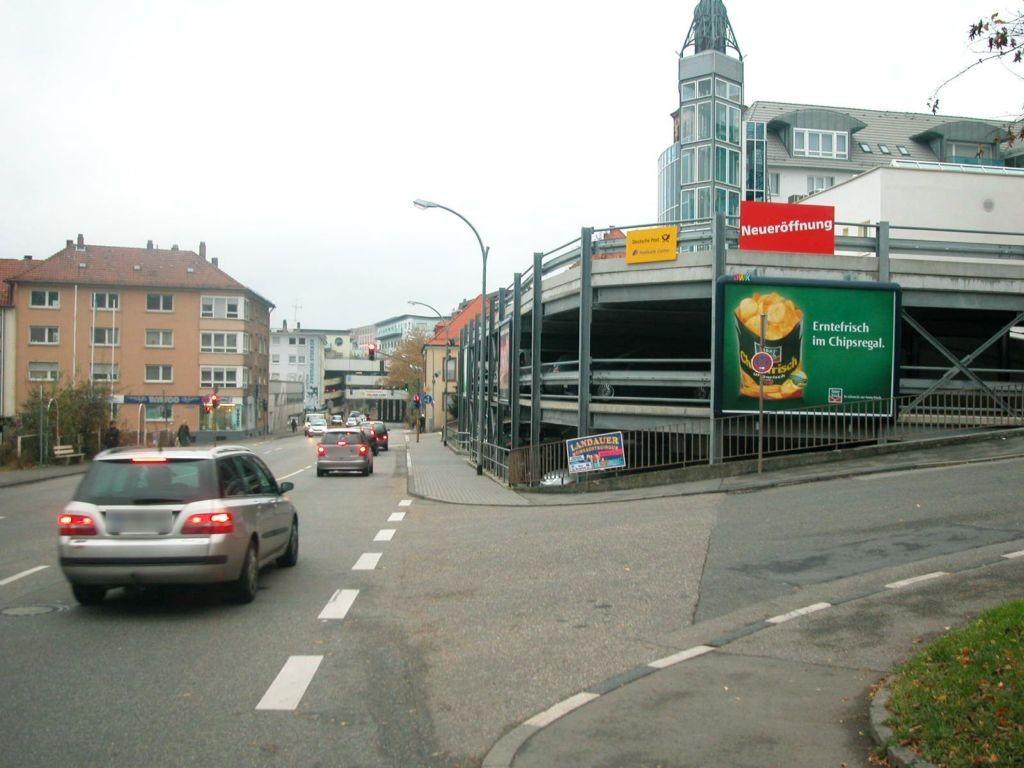 Kümmelgasse/Schäferstr/Pfarrgasse 1-3 Parkhaus