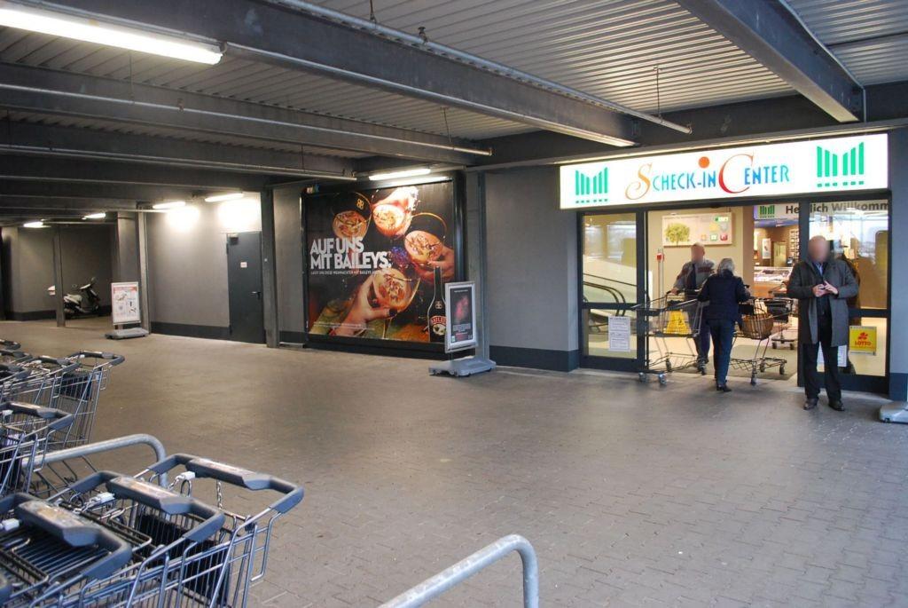 Gewerbestr. 7 Marktkauf Scheck-In Center Eing.