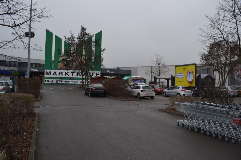 Frankenfelder Chaussee 7 Marktkauf Eing.