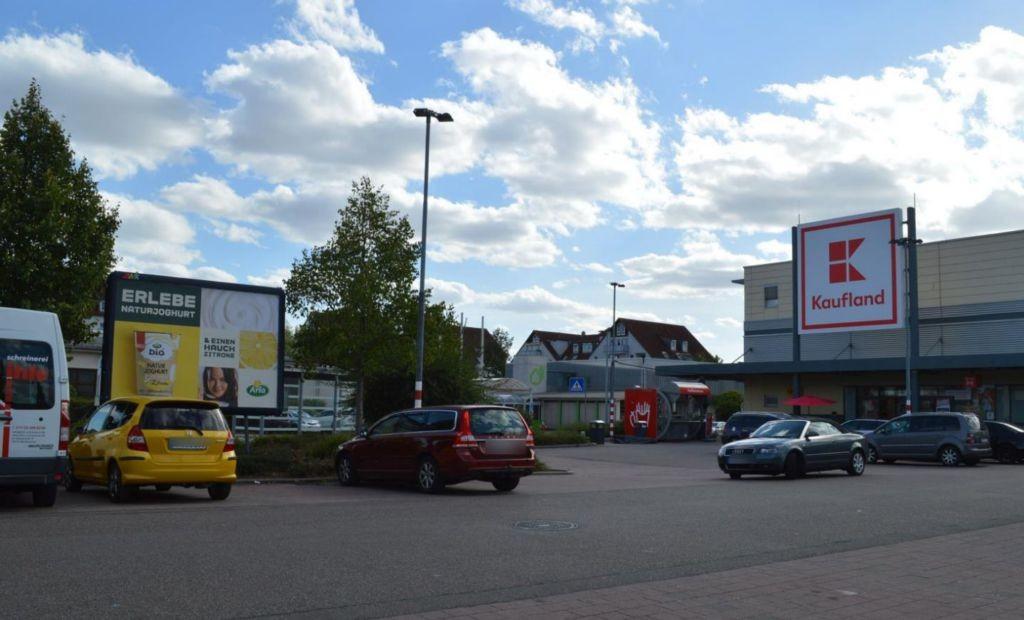 Industriestr. 12 Kaufland