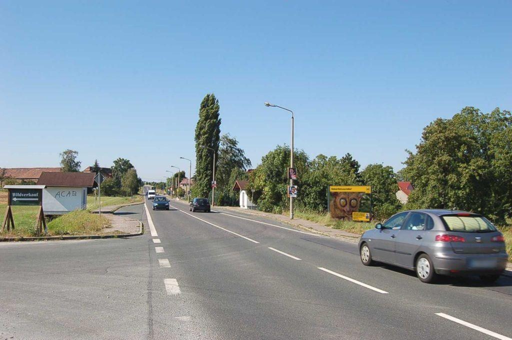 Hauptstr  20 re (B 87)/Im Dorfe gg
