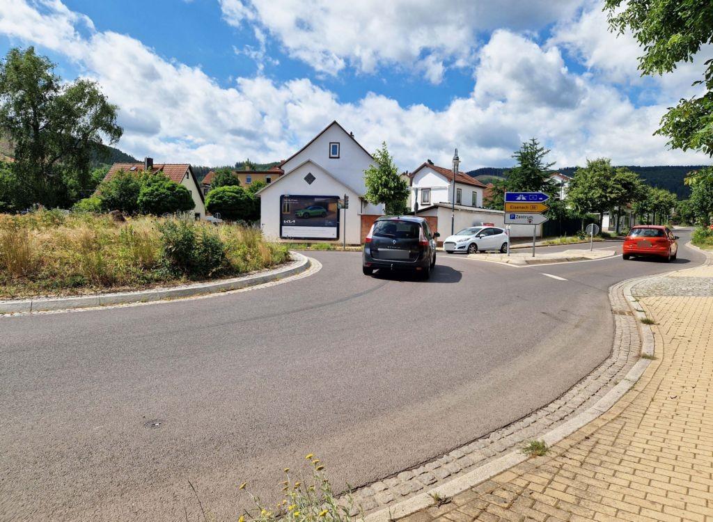 Bahnhofstr  35 (B 88)/Lindenstr