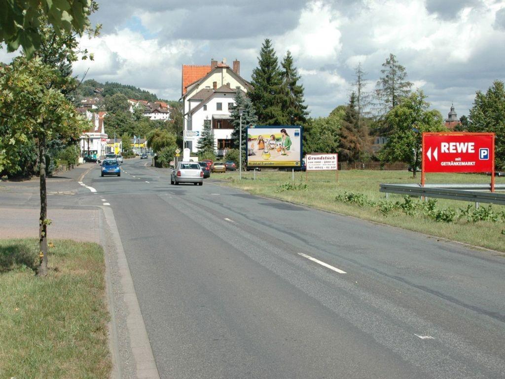Schlitzer Str 34 gg ew (B 62)/Am Mittelweg gg