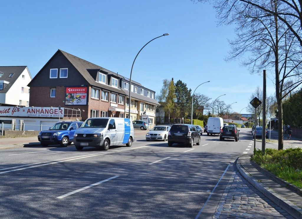 Holstenhofweg  11 li/Kramerkoppel gg