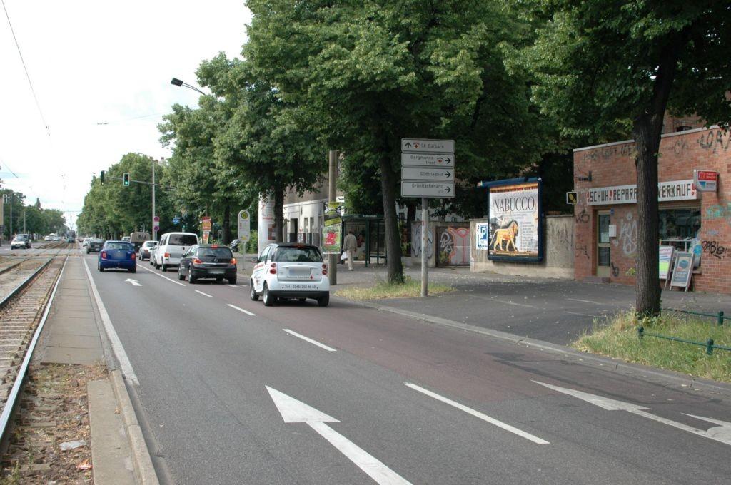 Merseburger Str 132 (B 91)