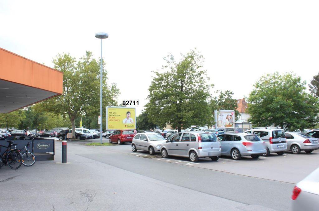 Heidensche Str. 68 Marktkauf Eing.