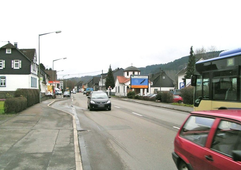 Kölner Str 198-200 (B 55) ew/Alte Schule