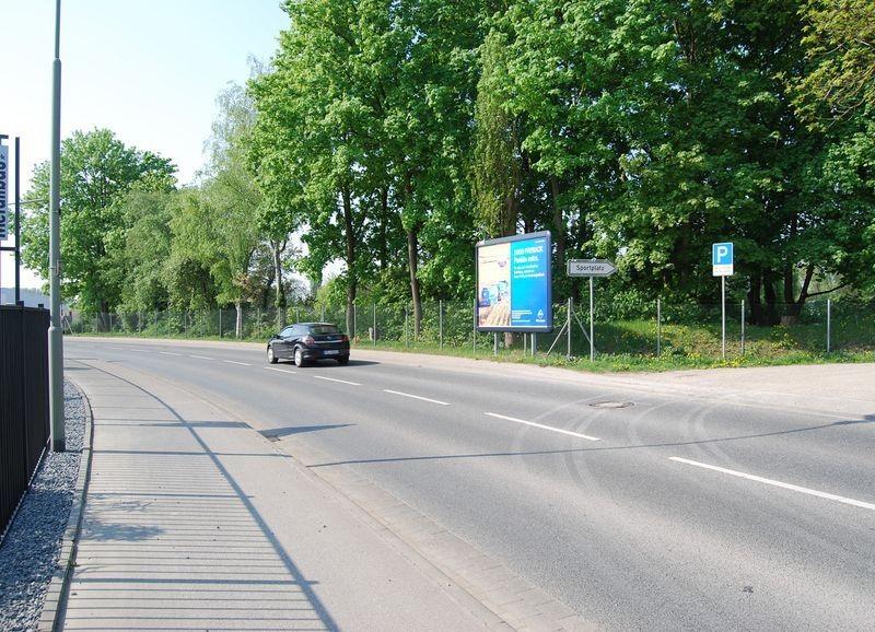 Oberbrucher Str/Einf Sportplatz