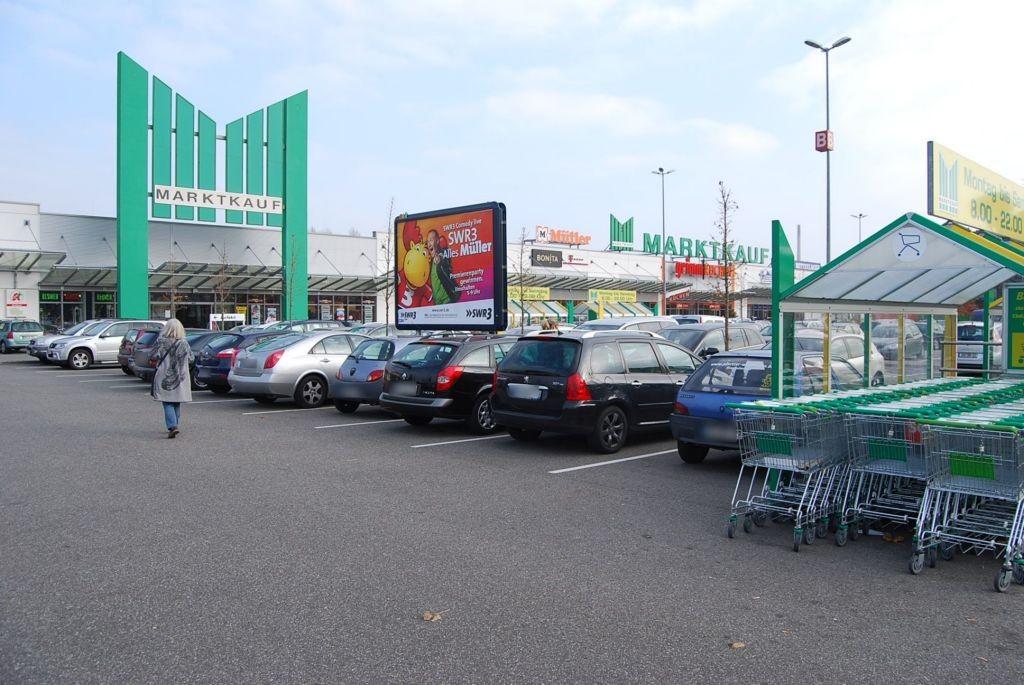 Maximilianstr. 1 Marktkauf Scheck-In Center