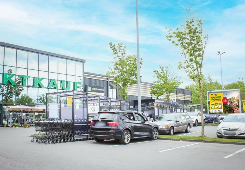 Roxeler Str. 416-420 Marktkauf Eing.