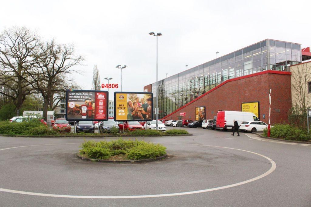 Bramfelder Dorfplatz 18 Kaufland Einf.