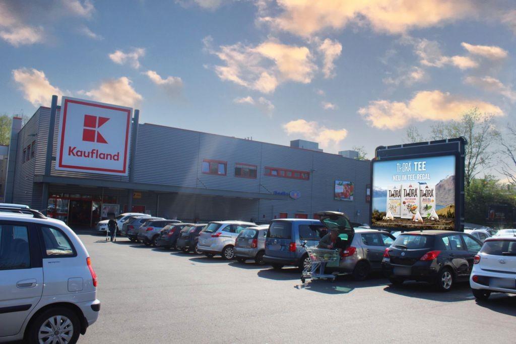 Freiligrathstr. 51 Kaufland Eing.