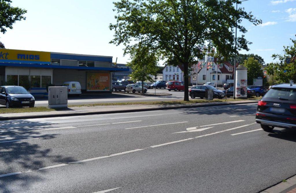 Hannoversche Heerstr. 99 E-C+C Großmarkt Eing.