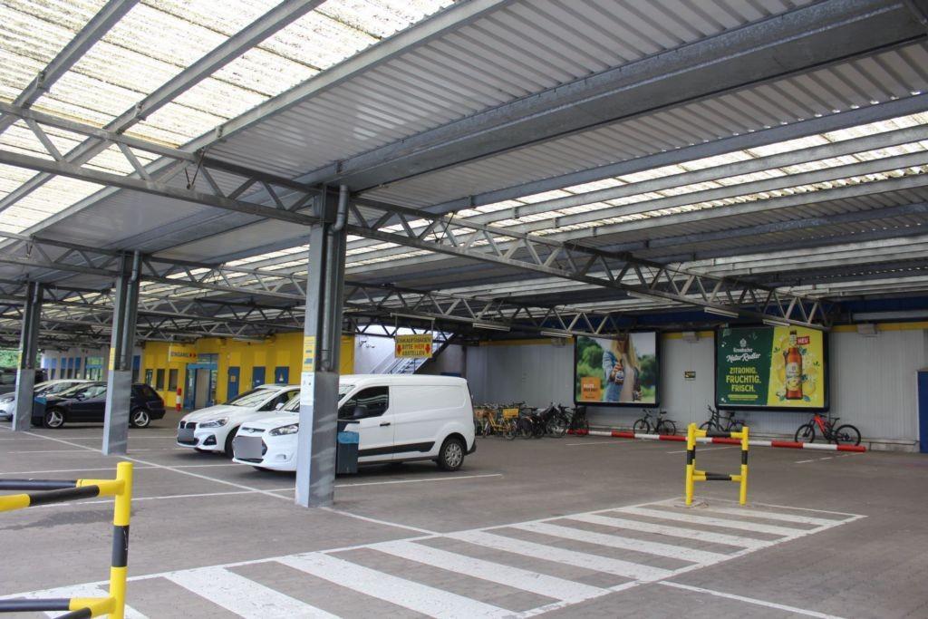 Meyerweg 15 E-C+C Großmarkt Eing.