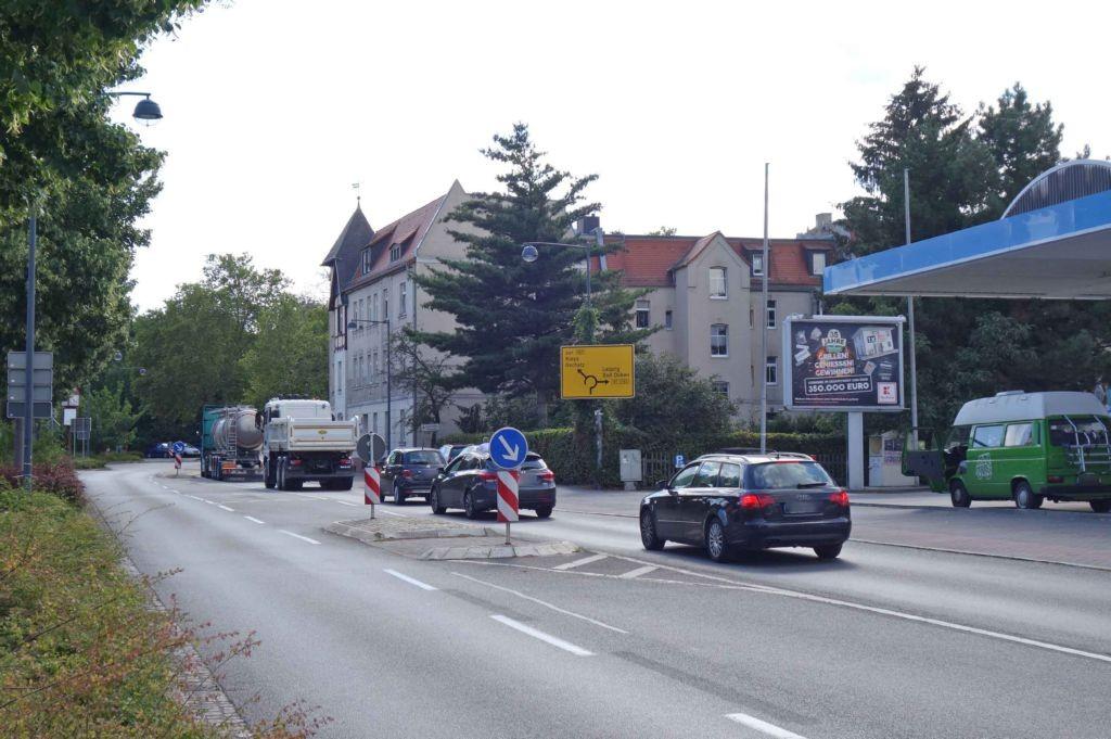 Dahlener Str   3 li (B 87/B 183)/Straße der Jugend