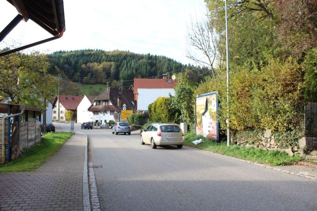Schopfheimer Str  31 gg/Brühlweg nh