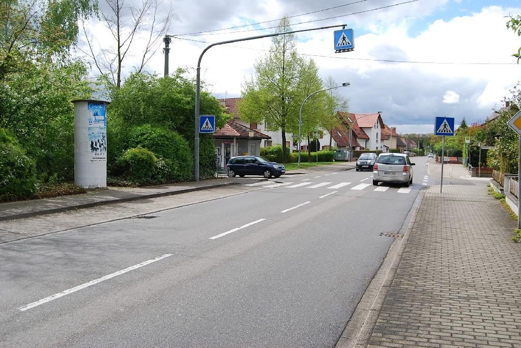 Hindenburgstr/Ritterstr