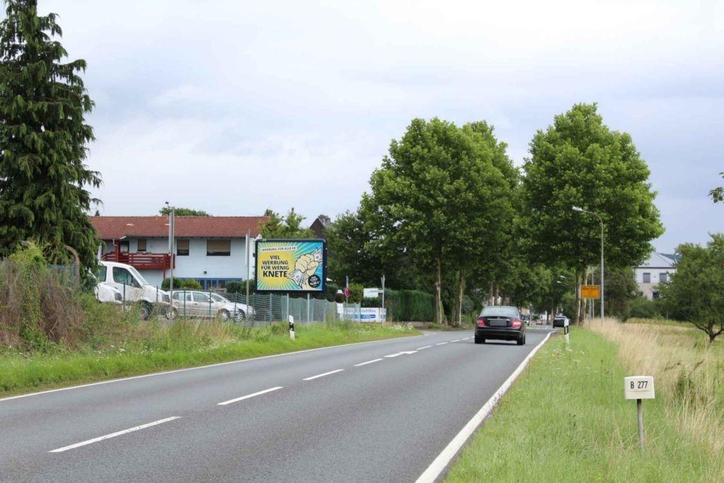 Hauptstr ew (B 277)/Ostpreussenstr 1