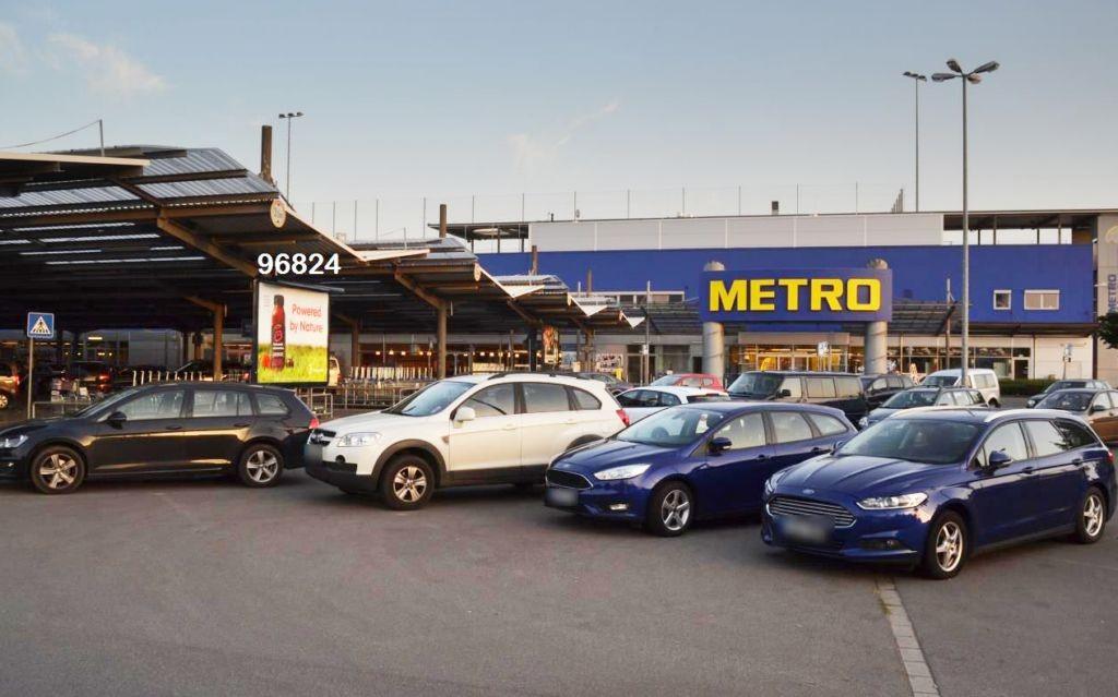 An der Ostbahn 5 Metro