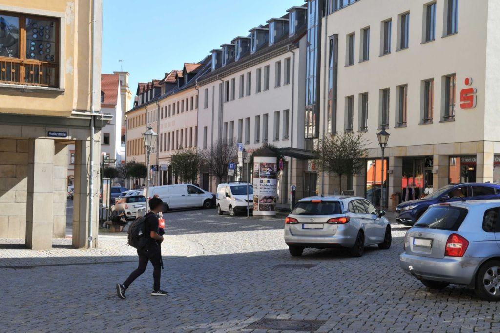 Kornmarkt   1/Moritzstr nh