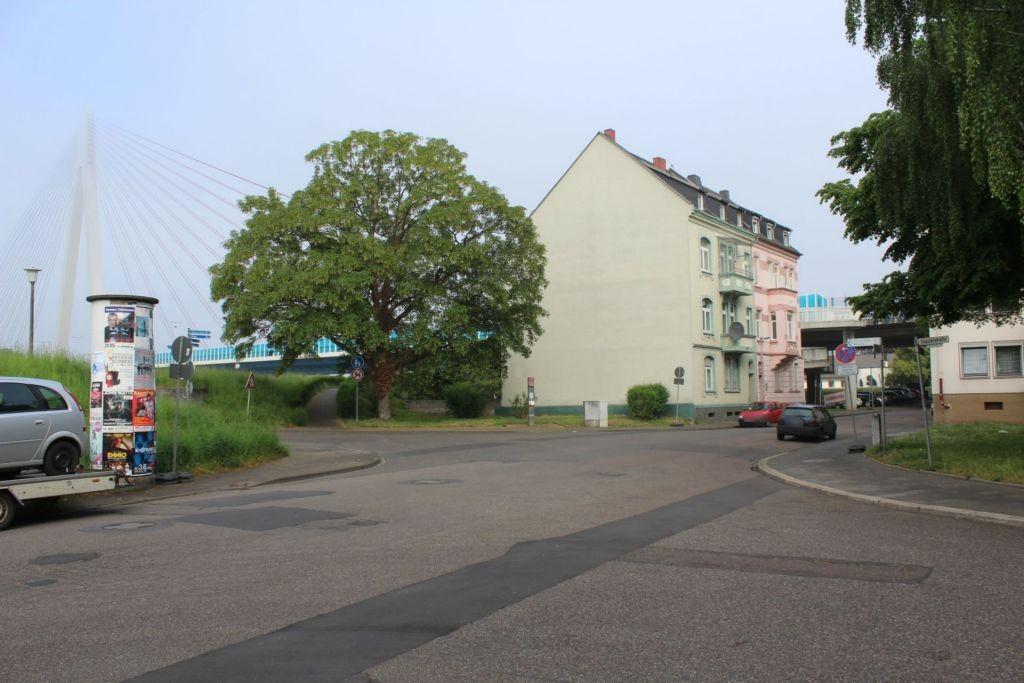 Rheinstr  95 gg/Kappelstr