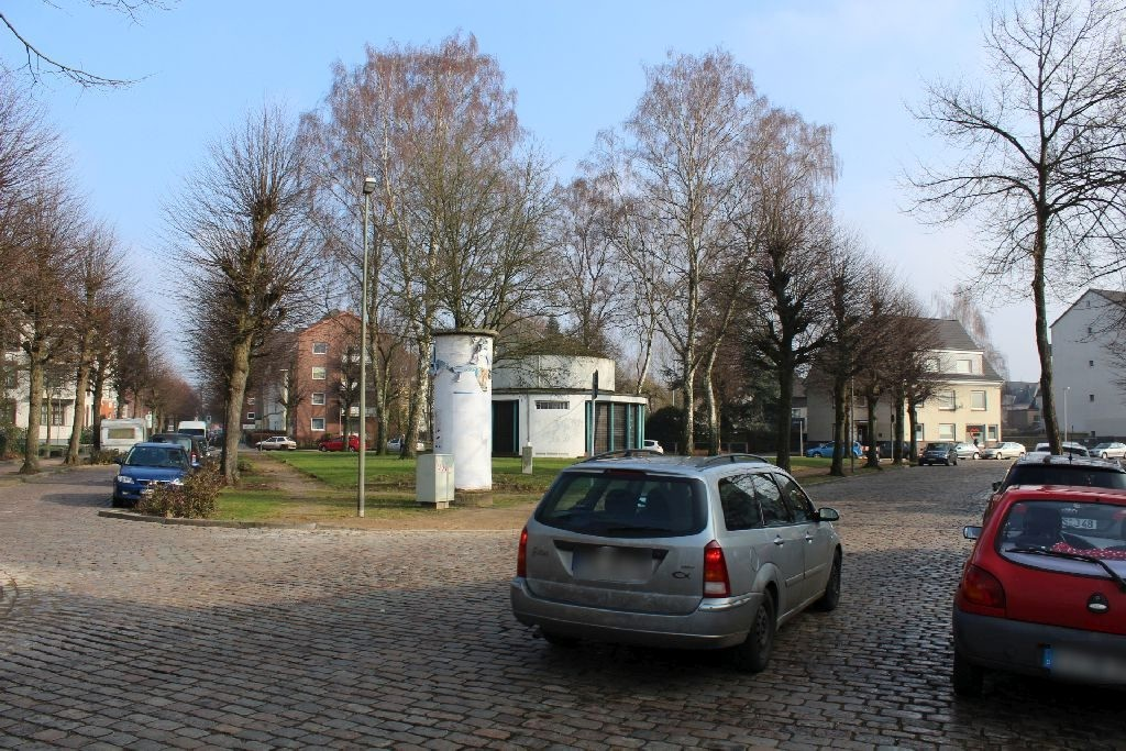 Goebenplatz/Goebenstr 1