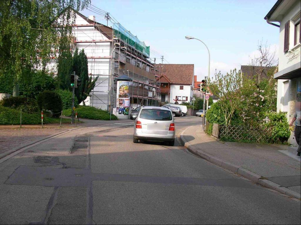 Balger Hauptstr  58 li/Im Gässel gg
