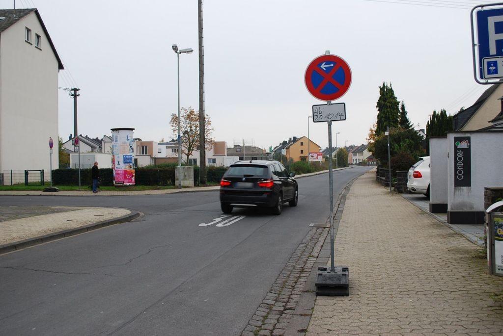 Katzenbergerweg/Pellenzstr 31 re