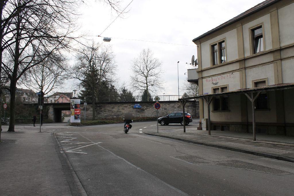 Moltkestr  40 gg/Justus-Knecht-Str