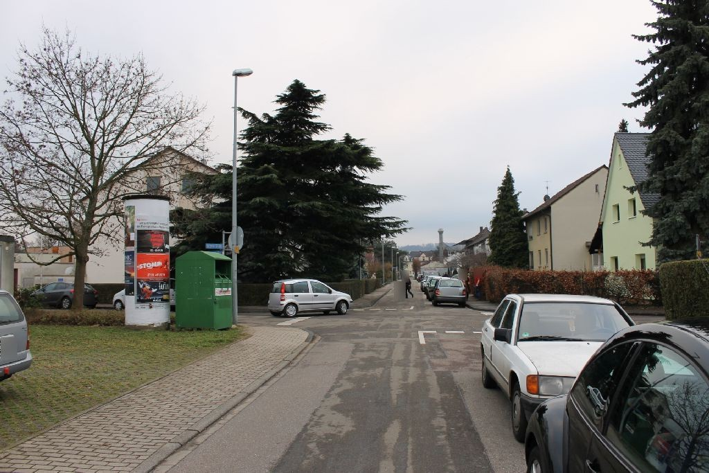 Speyerer Str/Philippsburger Str