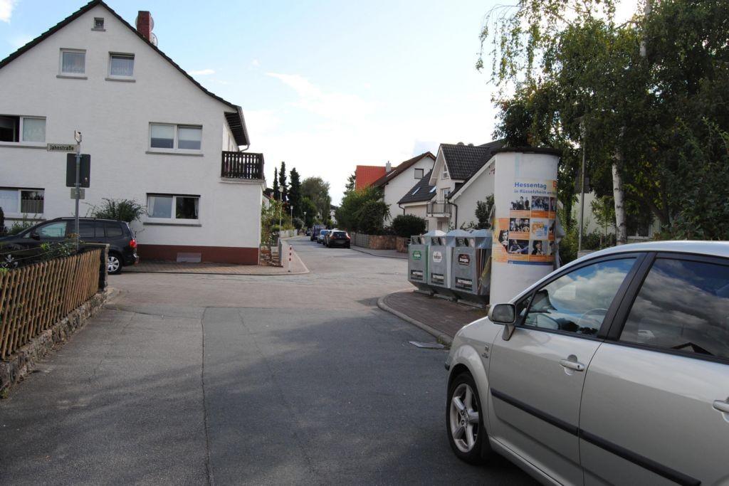 Eichendorffplatz/Silcher Weg