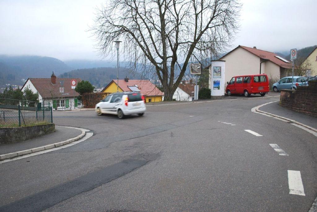 Schwanheimer Str/Bergheckenweg
