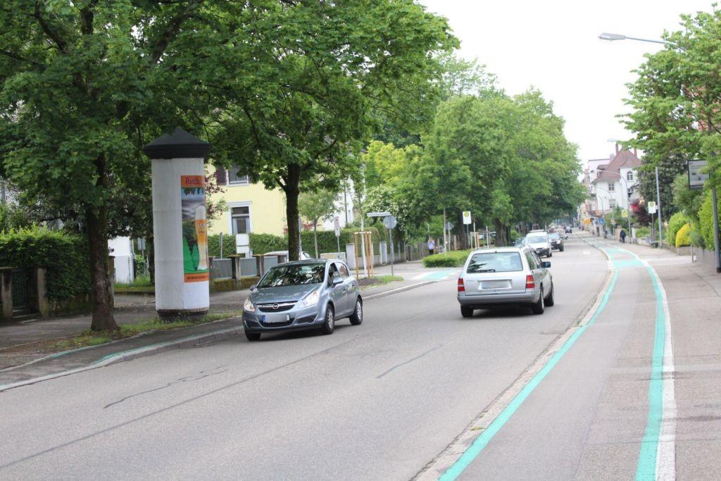 Weingartenstr  46/Grimmelshausenstr nh