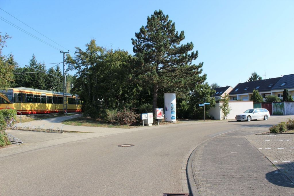 Mannheimer Str/Frankfurter Str/-Leopoldshafen