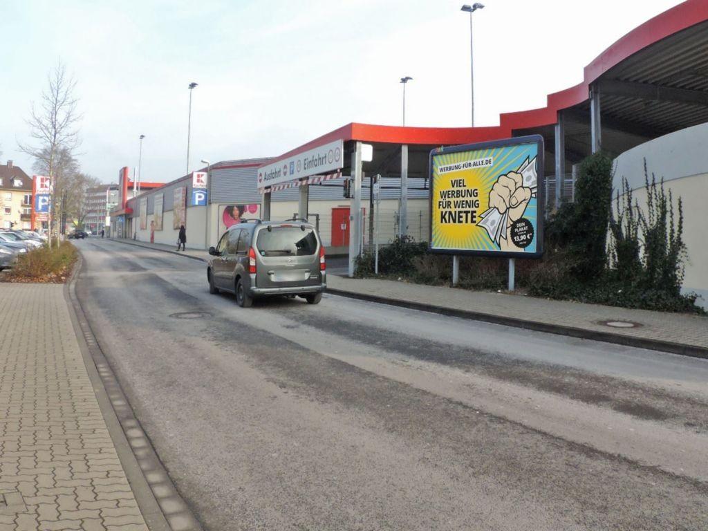 Hagener Str. 133 Kaufland Einf.