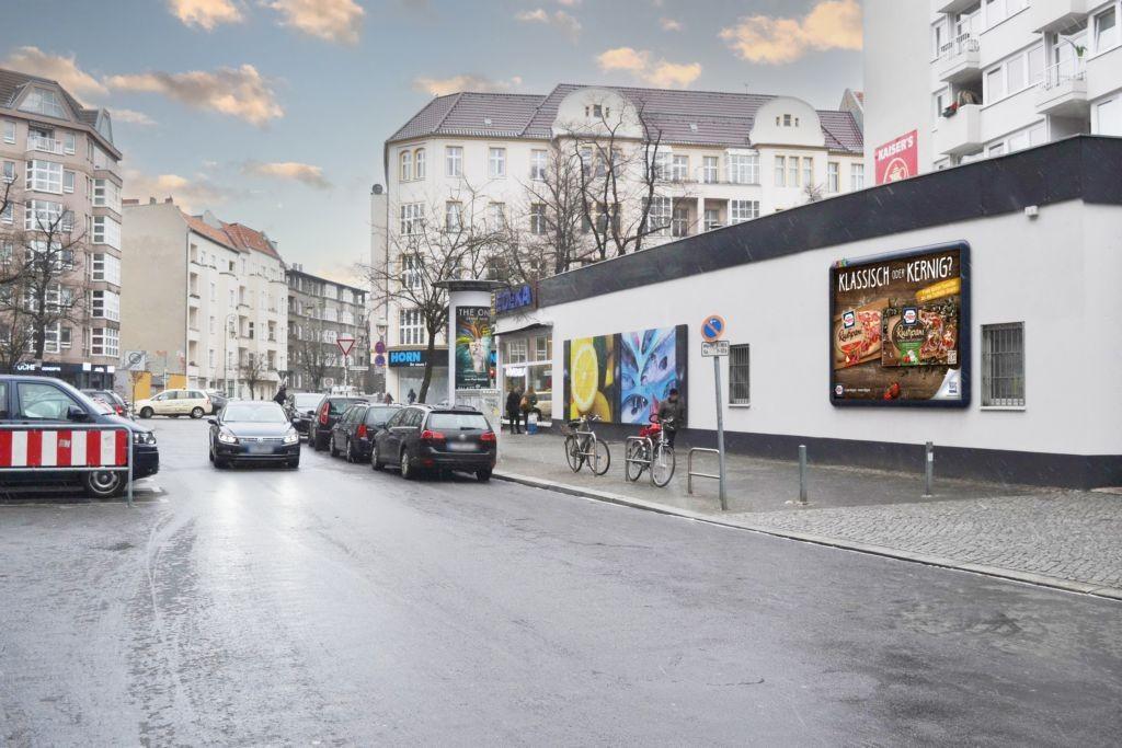 Neue Kantstr. 29-30 Edeka Einf.