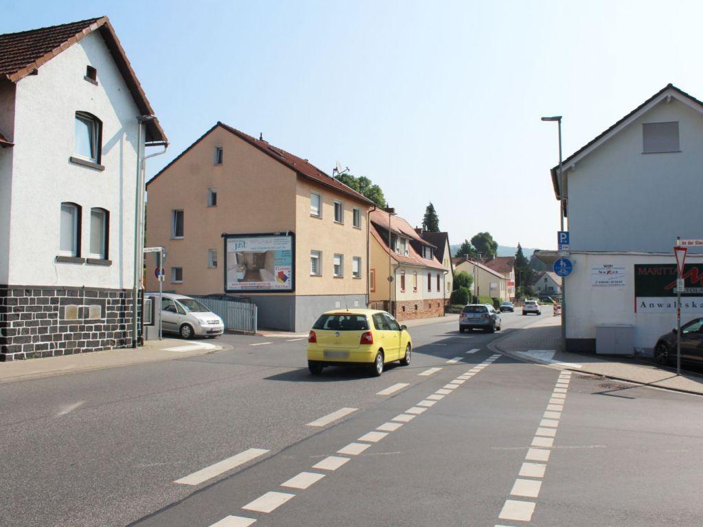 Dudelsheimer Str (B 457)/Über den Roten Gräben   1