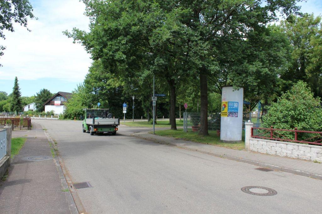 Badstr  27 li/-Auenheim