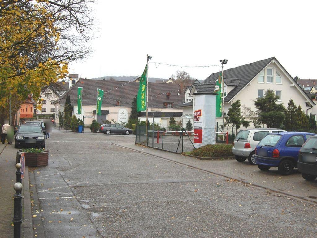 Am Festplatz/Schwarzwaldstr