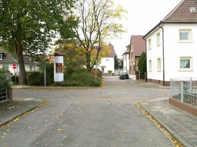 Weihgartenstr/Gartenfeldstr