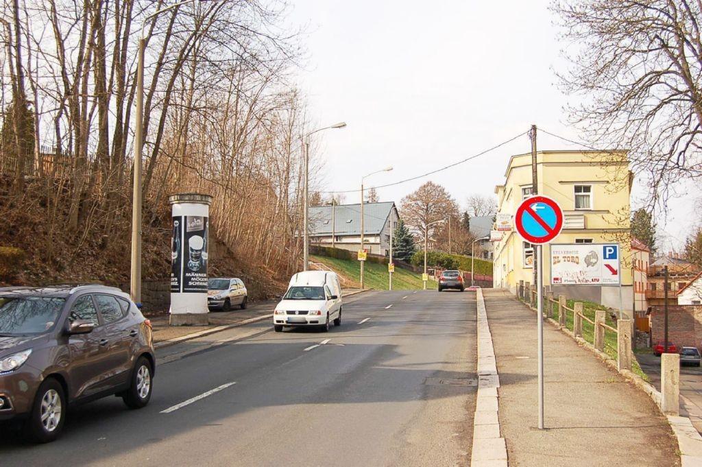 Innere Zwickauer Str  96/Am Planitzbach gg