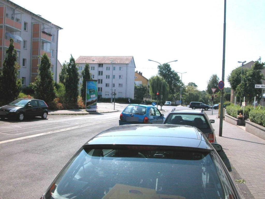 Dürerstr   1 gg re/Wieseckerweg
