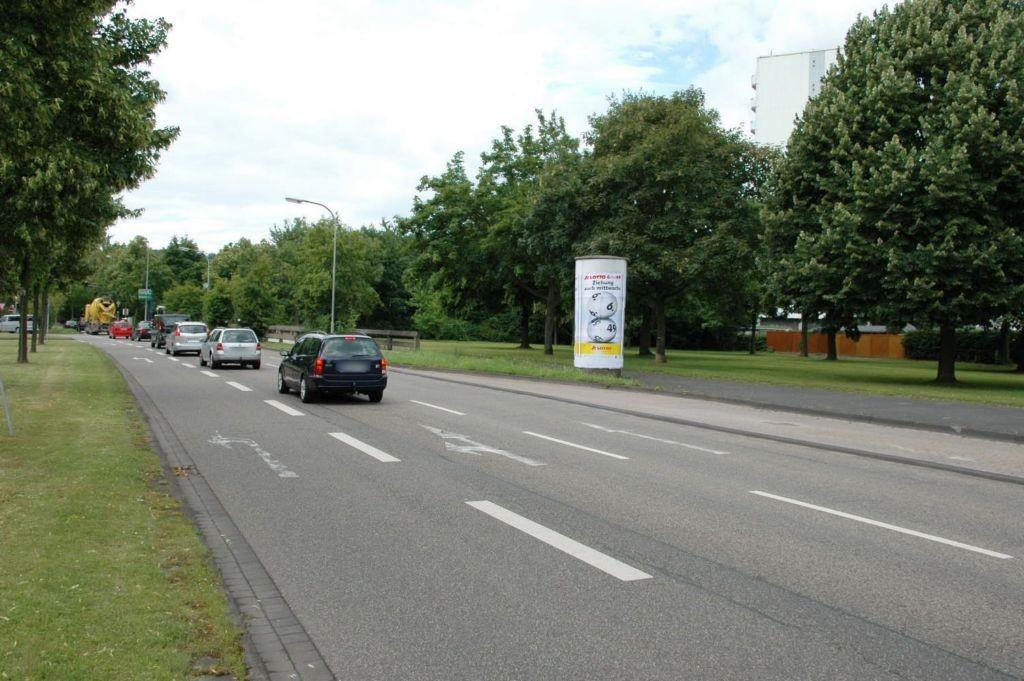 Schlachthofstr aw (B 49)/Ferdinand-Sauerbruch-Str gg