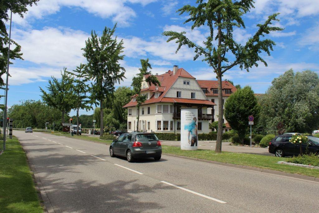 Rastatter Str   3 (B 36)/-Bodersweier