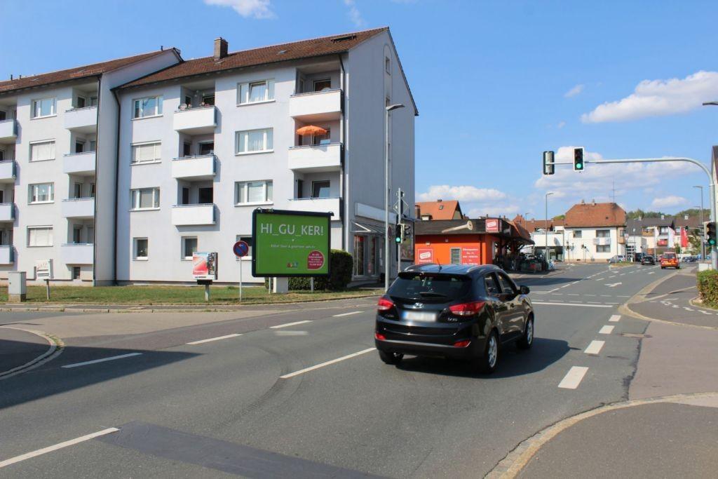 Hofgartenstr   4 (B 14)/Rumburgstr